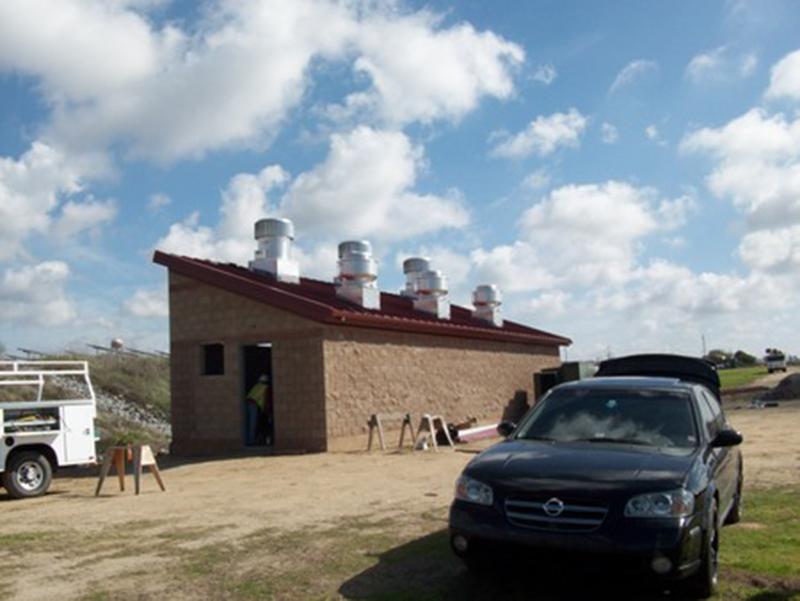 Box Canyon Landfill Photovoltaic Solar System