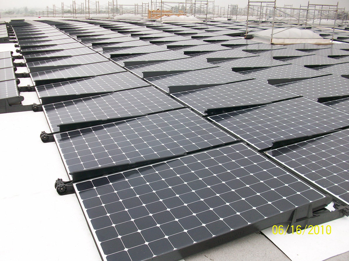 Kennedy 2 Rooftop Photovoltaic Solar System 171 Synergyelectric